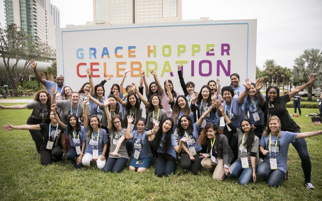Event Branding // Grace Hopper Celebration