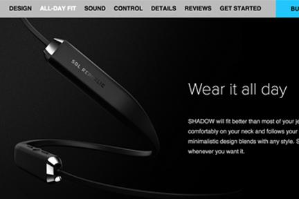 Website & Video // Shadow Wireless